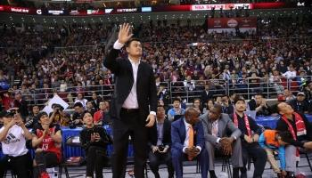 Yao Ming Pimpin Federasi Basket China