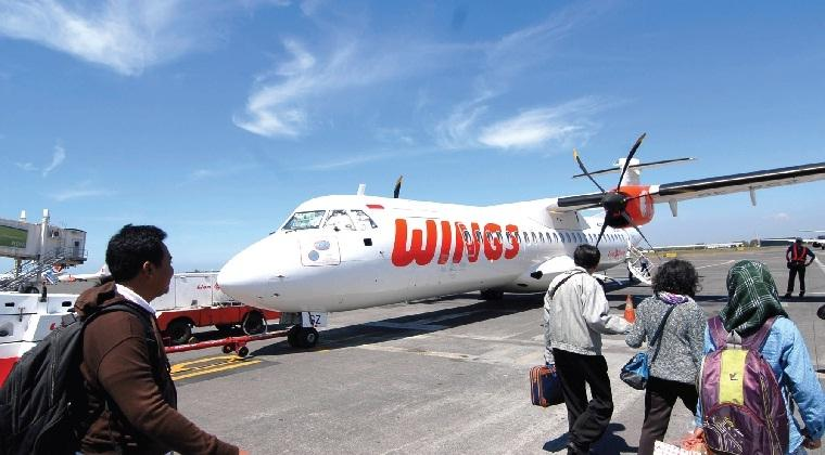 Wings Air Buka Rute Pontianak-Kuching