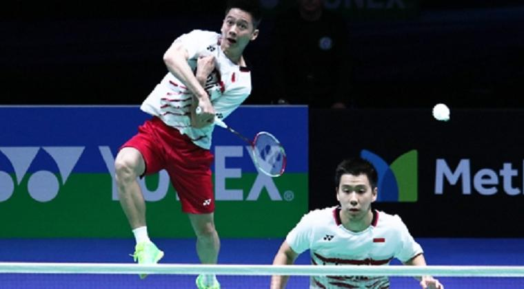 Image Result For Hasil Semifinal All England