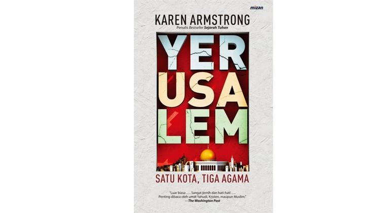 a critique of karen armstrong's book Just after finishing karen armstrong's new book, i happened to hear a discussion on television about the latest outbreak of violence in the middle east.