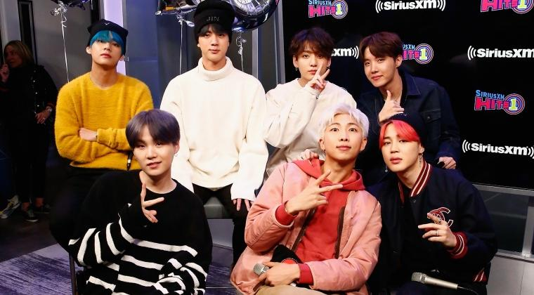 Prestasi BTS Sejajar The Beatles