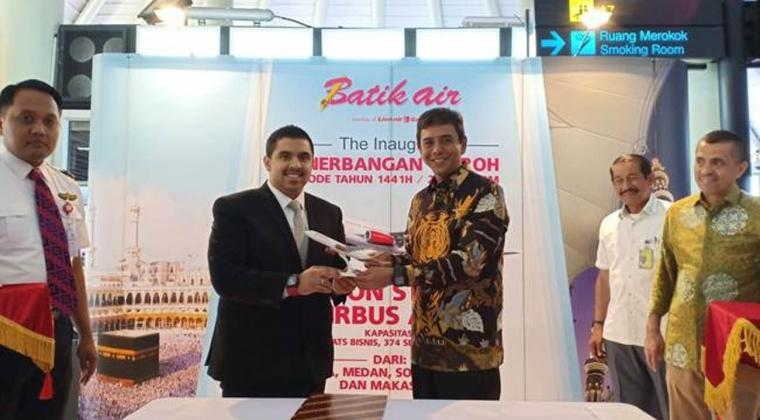 Lion Air Group Genjot Penerbangan Umrah