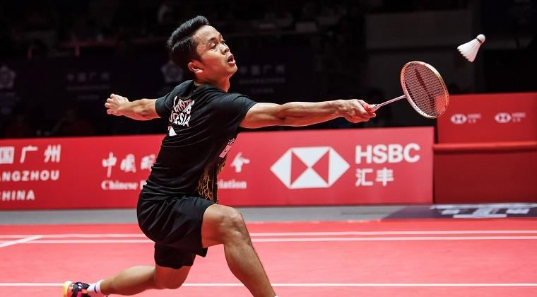 Anthony Pasrah Harus Diposisi Runner-up